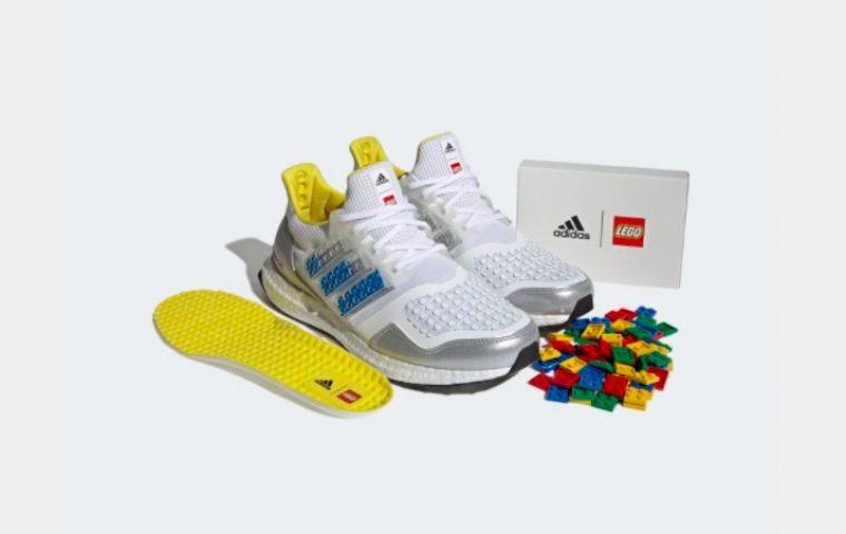 Next-Level-Customize: Diesen Schuh könnt ihr mit Lego-Steinen gestalten