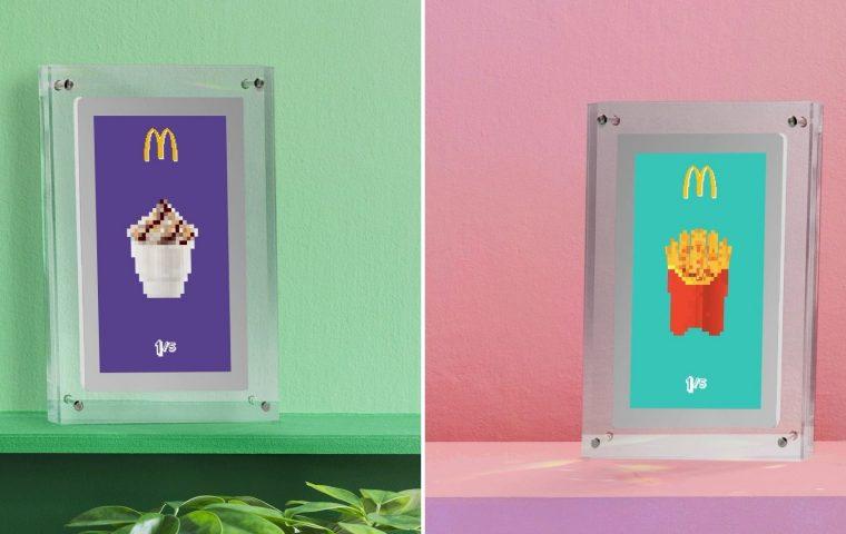 McDonald's bringt Fast-Food-Klassiker als NFT auf den Markt
