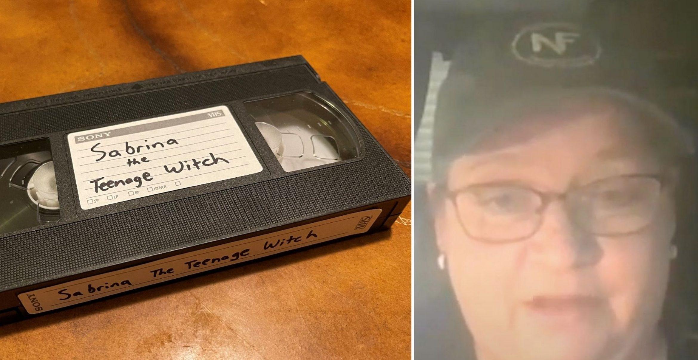 Wegen einer VHS-Leihkassette: Frau wird 21 Jahre per Haftbefehl gesucht