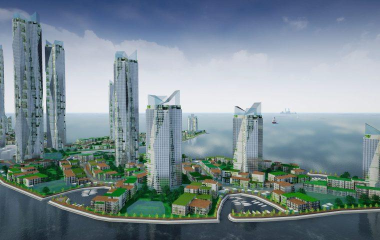 """Mini-Dubai: """"Angry Birds""""-Erfinder will künstliche Ostsee-Insel aufschütten"""
