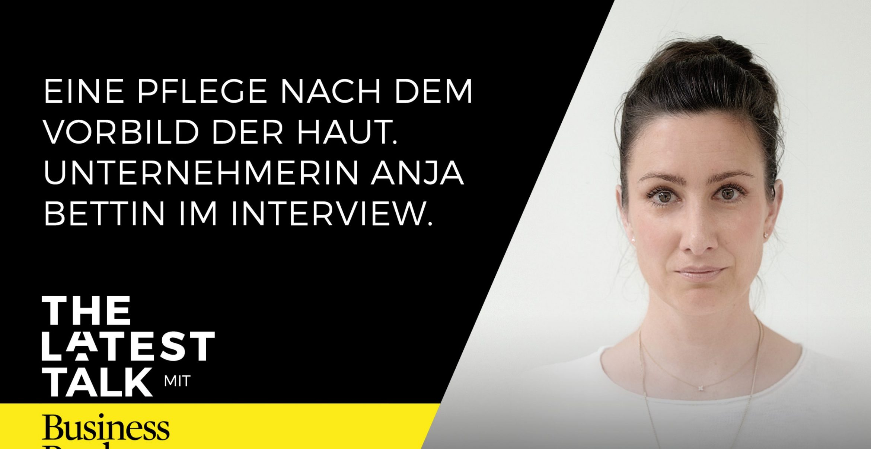 The Latest Talk mit Anja Bettin