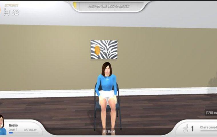 """""""Chair Simulator"""": Ein Game, das simuliert, was wir den ganzen Tag machen: sitzen"""