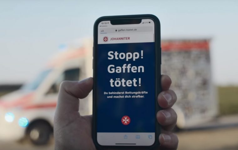 Wie ein QR-Code auf dem Krankenwagen Leben retten soll