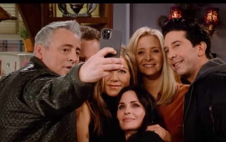 """""""Friends""""-Reunion: Jetzt ist der erste Trailer da"""