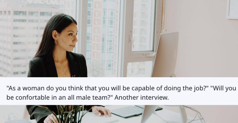 Bewerbungsgespräch: Auf Reddit sammeln Frauen anmaßende Fragen, die ihnen gestellt wurden
