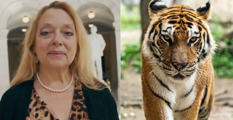 CAT-Coin: Carol Baskin launcht Krypto-Alternative zu Dogecoin