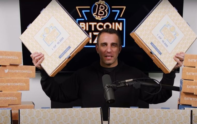 Wie eine Pizza die Entwicklung des Bitcoin-Netzwerks unterstützt