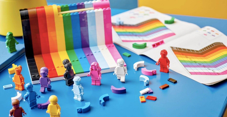 Noch bunter als je zuvor: Lego kündigt Diversity-Set an
