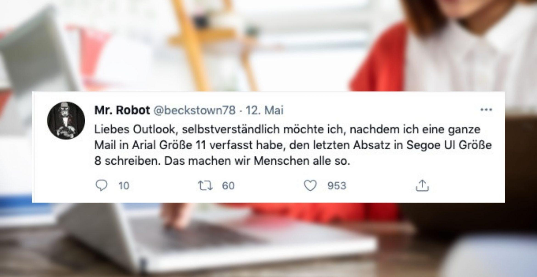 Zehn Tweets, die unsere Beziehung zu Job-Emails perfekt beschreiben