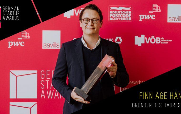 German Startup Awards 2021: Das sind die Gewinner:innen des Jahres