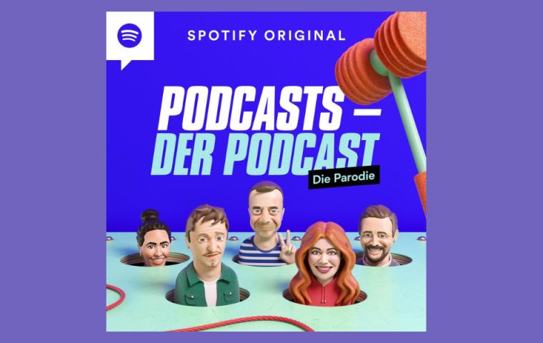 Es gibt einen neuen Podcast – über andere Podcasts