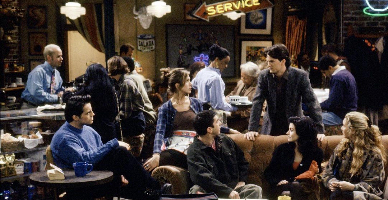 """Fünf Dinge, die du von """"Friends"""" für dein Teamwork lernen kannst"""