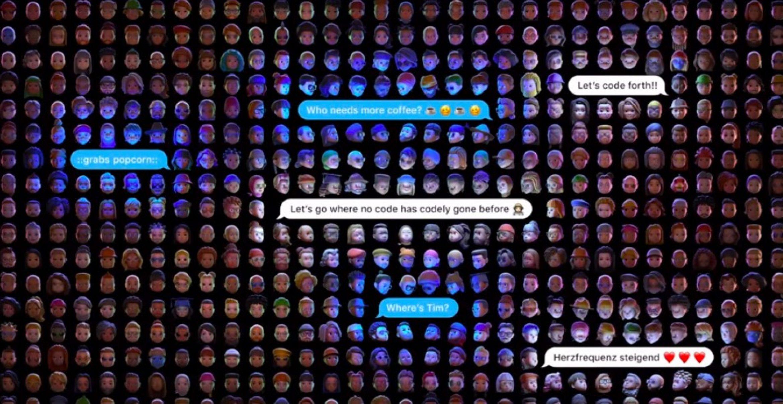 Watch-Party & Konferenz per Facetime: neue Apple-Features vorgestellt