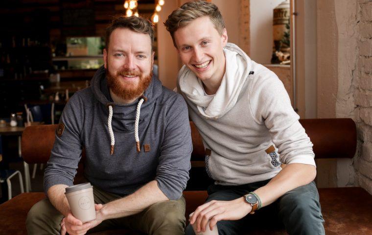 Dieses Startup will das Pfandsystem von Kaffeebechern digitalisieren