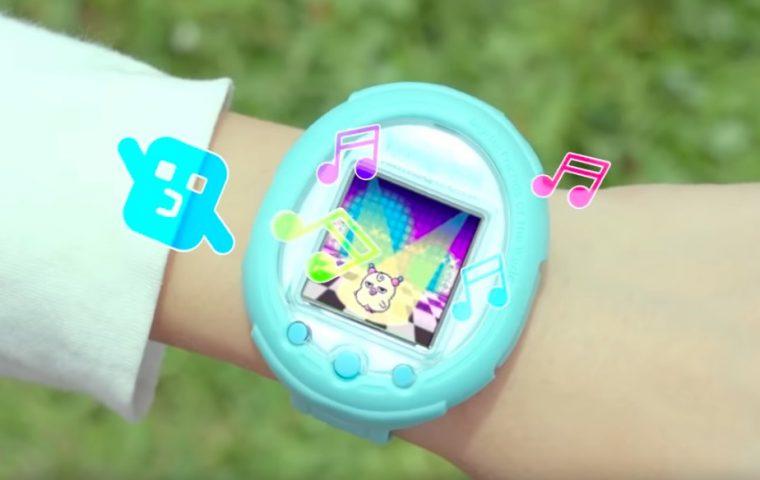 Tamagotchi ist zurück – mit einer eigenen Smartwatch