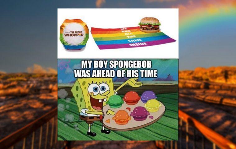 Zehn Memes, mit denen queere Menschen den Pride-Month online feiern