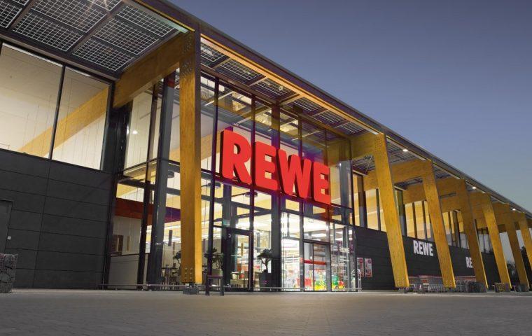 Rewe eröffnet ersten Supermarkt mit nachhaltigem Green Farming