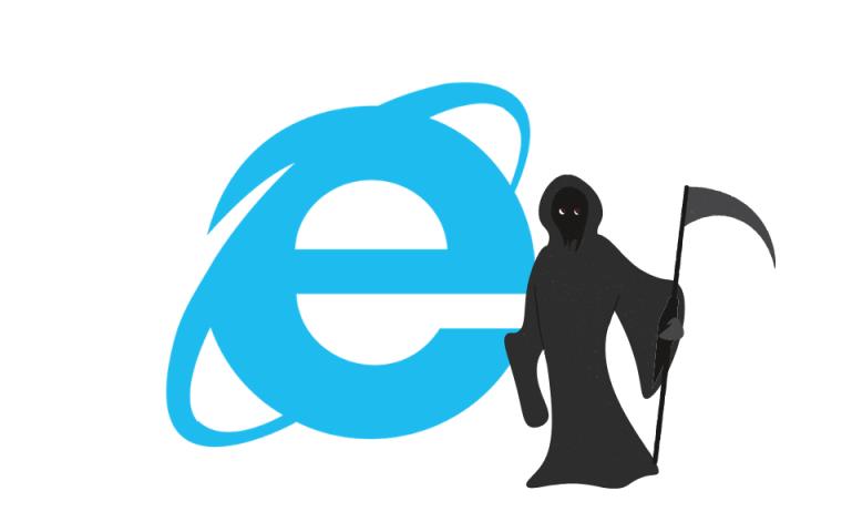 Microsoft beerdigt Internet Explorer