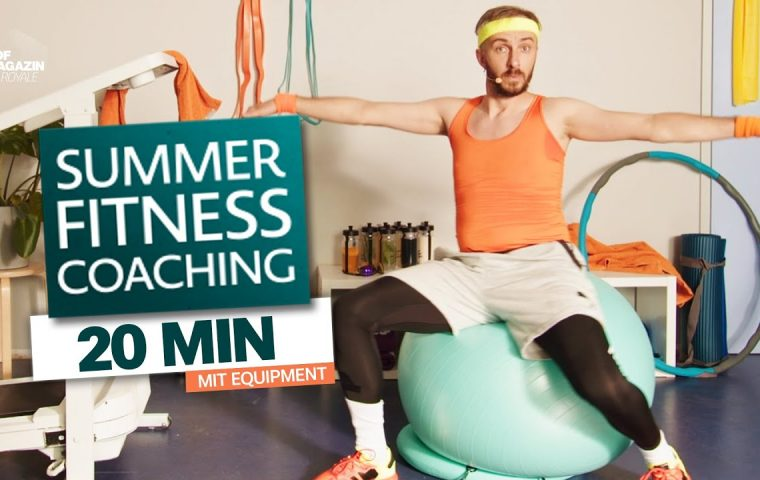 Vergesst alle bisherigen Sport-Workouts: The Body Böhmi bringt euch in Form