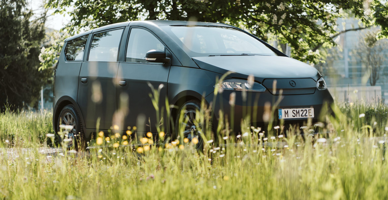 E-Auto Sion aus München bekommt stärkeren Akku, weil die Vorbesteller:innen es wollen