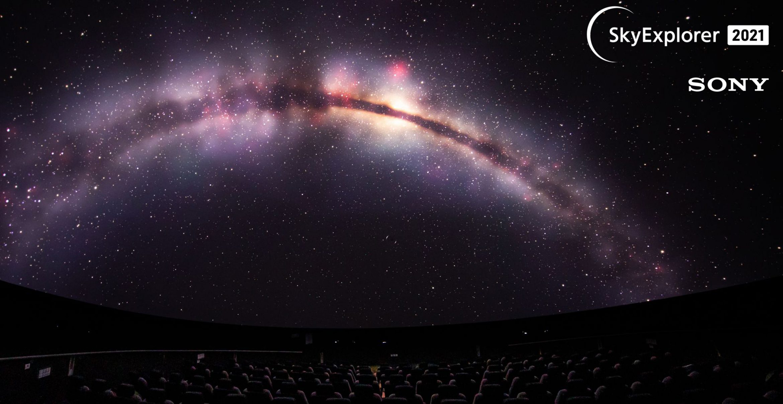 Next-Level Sterne gucken: In Frankreich eröffnet ein 10K-3D-Planetarium