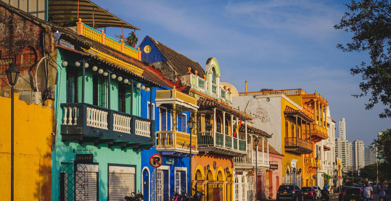 Cartagena, Kolumbien: Der schönste Ort zum Scheitern