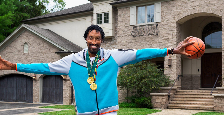Leben wie ein Athlet: Auf Airbnb könnt ihr Scottie Pippens Haus buchen