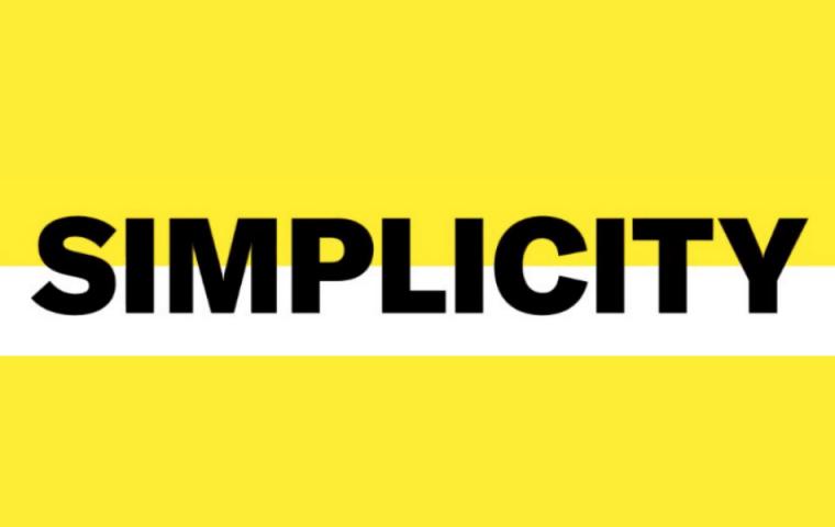 Simplicity: Was macht intuitives Design aus und woran erkennt man es als Laie?