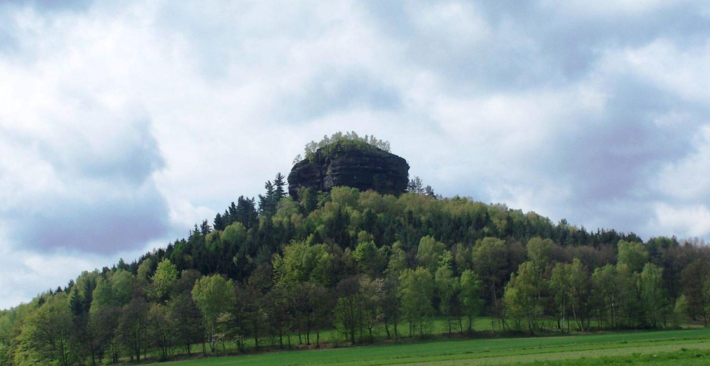 Eigener Berg: Zirkelstein in der Sächsischen Schweiz steht zum Verkauf
