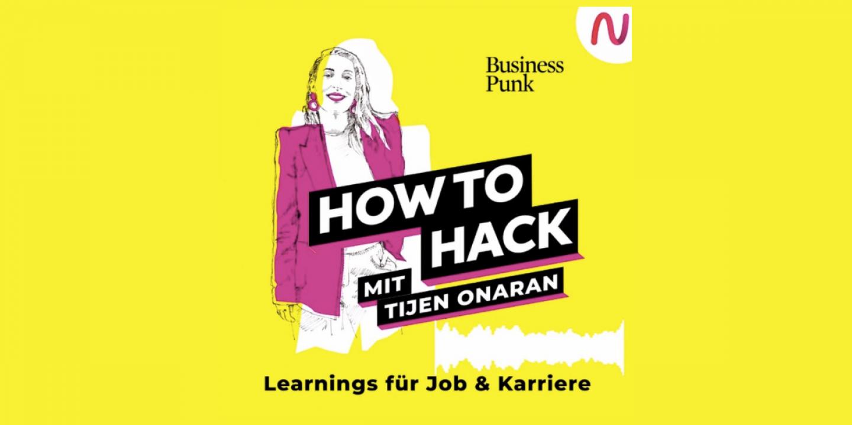 Neue Episode How to Hack – Ulrike von Mirbach über Karriere und Führung