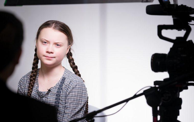 """Die erste Ausgabe der """"Vogue Scandinavia"""" ist da: Mit Greta Thunberg auf dem Cover"""