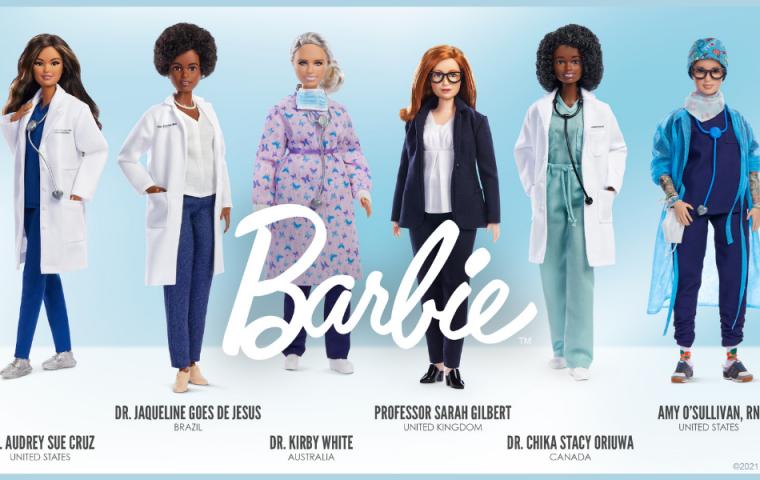 Role Models-Kampagne: Barbie möchte Kinder für Naturwissenschaft begeistern