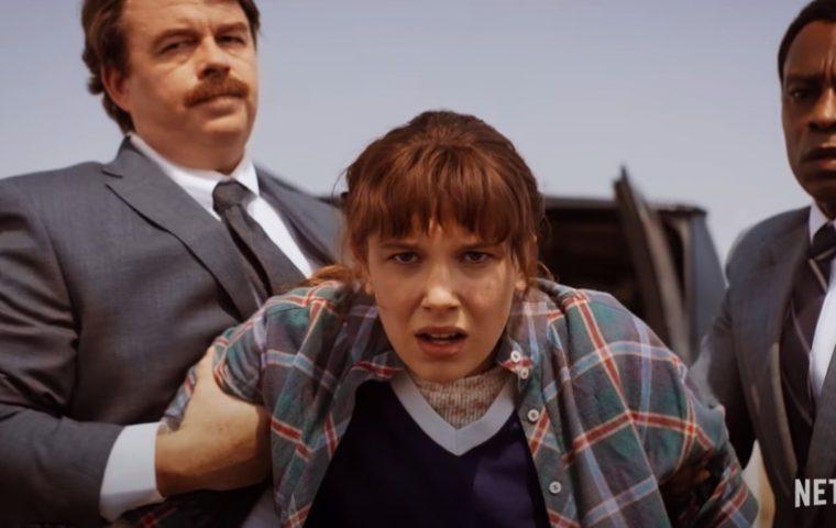 """Neuer Sneak Peak zu """"Stranger Things"""" gibt Hinweise auf die vierte Staffel"""
