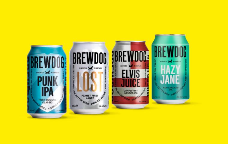 BrewDog gibt einen aus: 100.000 Freibier zum Tag des Bieres