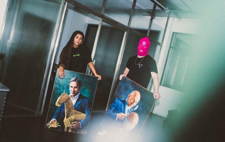 Shop-Drop: Agentur Boomer und Business Punk starten gemeinsamen Shop