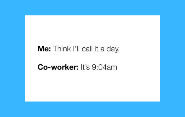 11 Memes über Faulheit im Büro