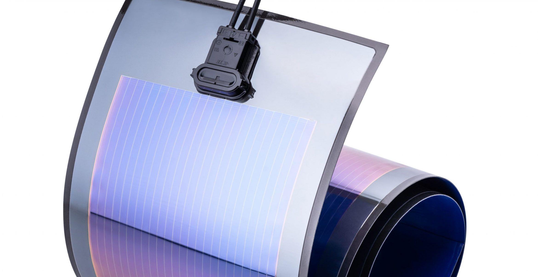 5 Fakten zur Next-Level-Solarzelle von Heliatek aus Dresden