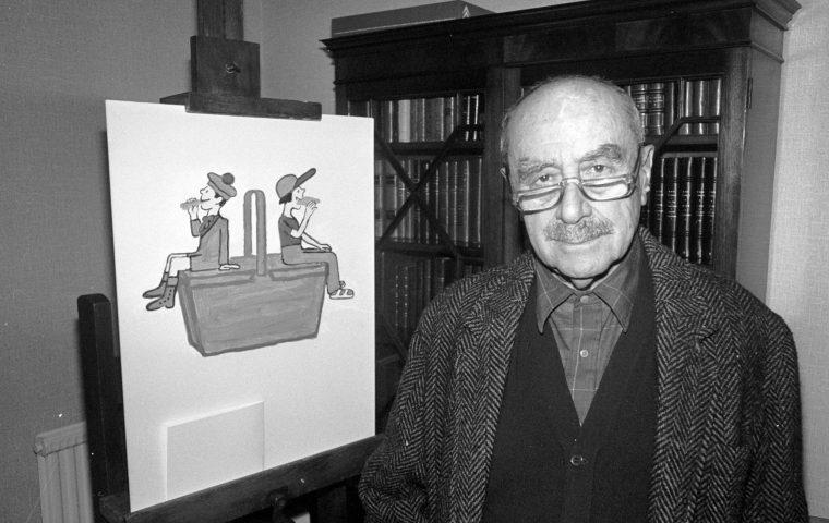 Raymond Savignac: 10 Motive des legendären Plakat-Illustrators