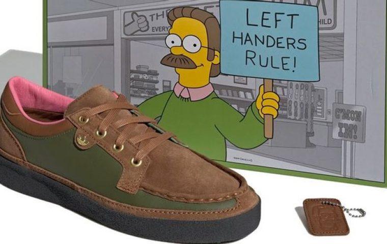 Simpsons-Collab: Ned Flanders bekommt einen eigenen Adidas-Schuh