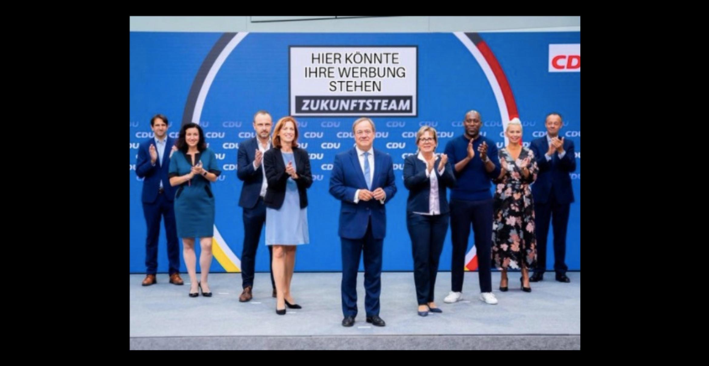 """CDU stellt """"Zukunftsteam"""" vor und liefert die perfekte Meme-Vorlage"""