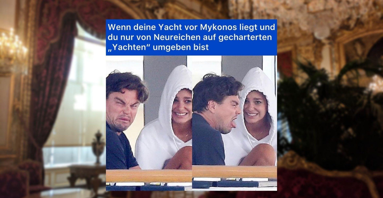Zehn Memes des deutschen Jungadels für elitäre Kreise