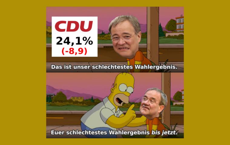 Das sind die lustigsten Memes zur Bundestagswahl 2021