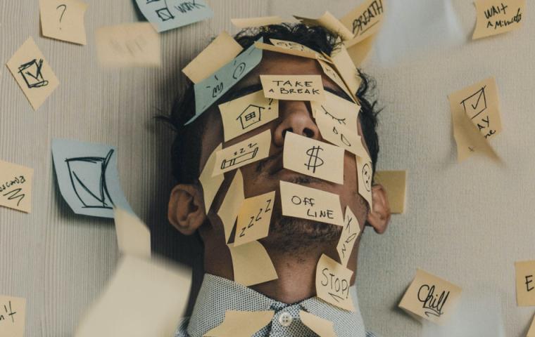 Fünf Tipps gegen Stress in der Arbeit