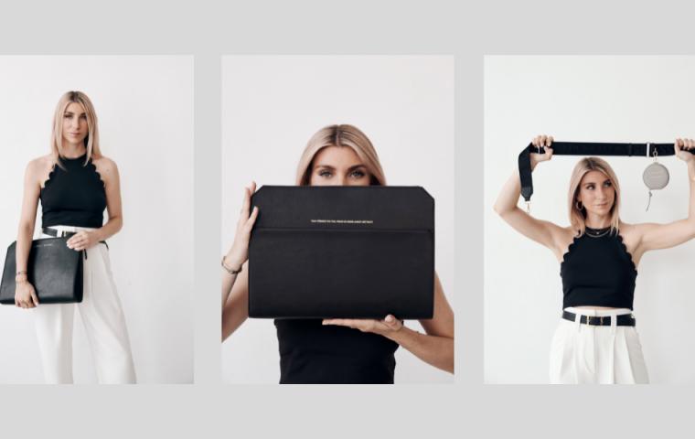 """Ann-Katrin Schmitz launcht Business-Kollektion: """"Ich stand vor ziemlich maskulinen Designs – das wollte ich ändern!"""""""