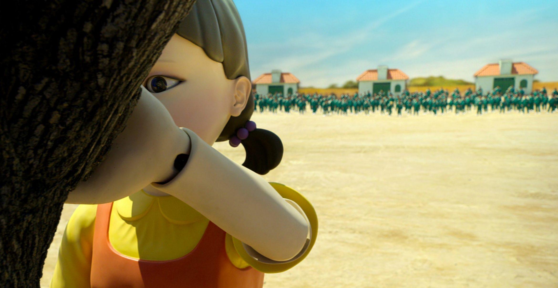 """""""Squid Game"""" wird real: In Abu-Dhabi finden die Originalspiele aus der Serie statt"""