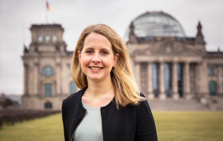 Vom Food-Startup in den Bundestag: Gründerin von Kitchen Stories bekommt Direktmandat